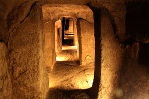 Podzemni grad Nush Abad