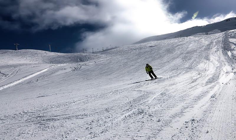 Dizin स्की क्षेत्र