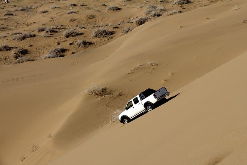 Deserto di Maranjab