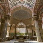ऐतिहासिक परिसर और हम्माम कोर्डश