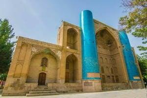 Mausoleo dello Sheikh Shahab Al-Din Ahari