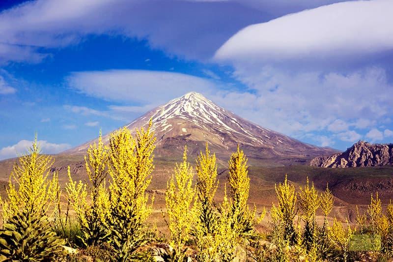 Monte Damavand