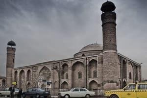 Mosque Saheb Ol-Amr