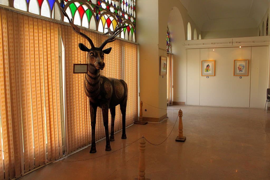 Museum of Contemporary Arts in Isfahan