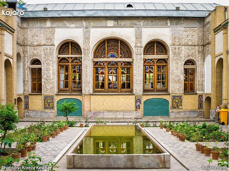 Masoudieh-palasset