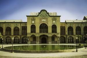 Палата Масоудиех