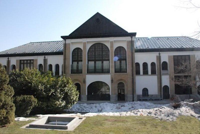 Palazzo ottomano e ponte bizantino