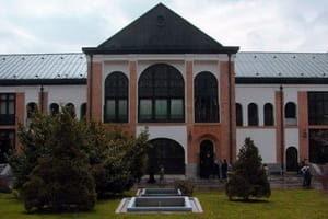 Osmanska palača i vizantijski most
