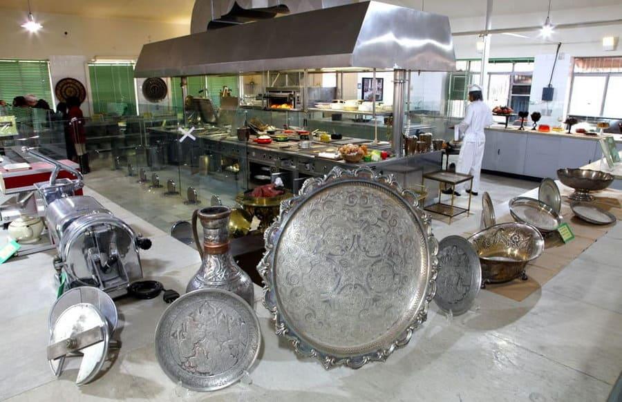 तेहरान-रॉयल किचन संग्रहालय