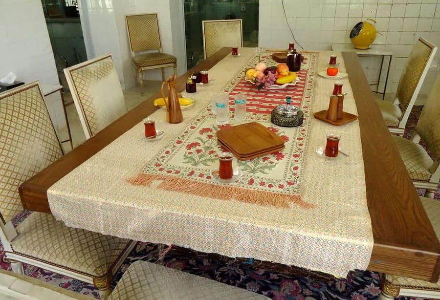 Техеран-Кралски музей на кухнята