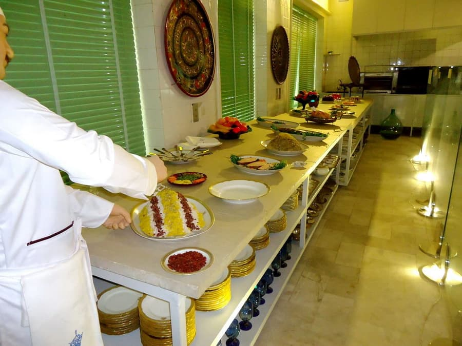 Tehran-Museo cucina Reale