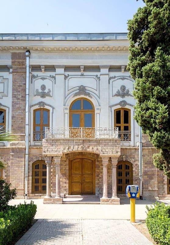 德黑兰-宫殿-阿比亚兹博物馆