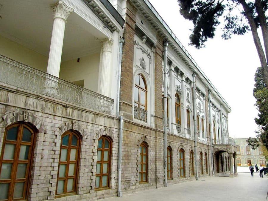 德黑兰宫AbyazMuseo