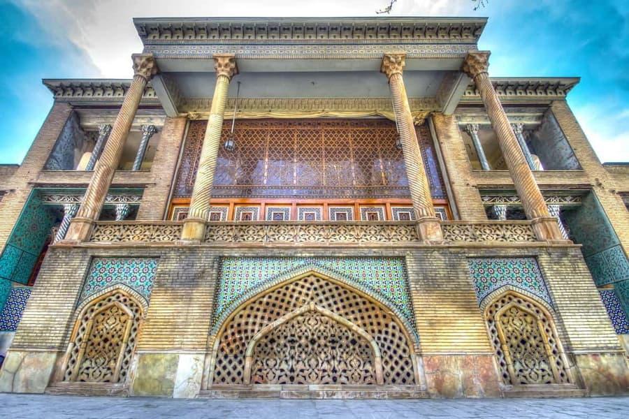 Թեհրան-Palace-badgirs
