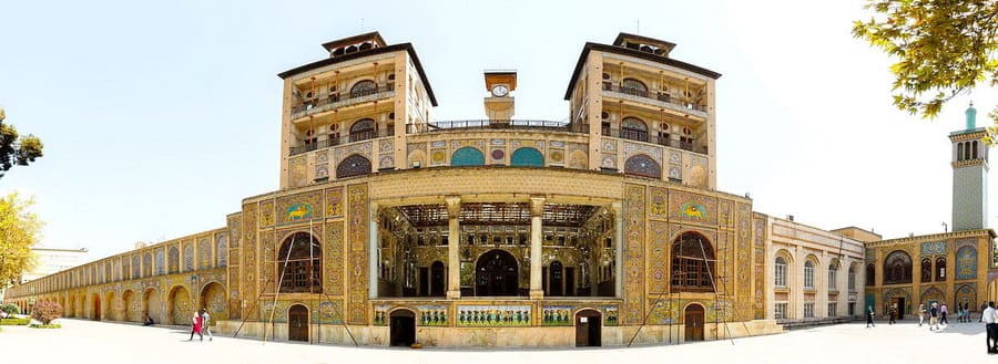 तेहरान-Shamsol-Emareh