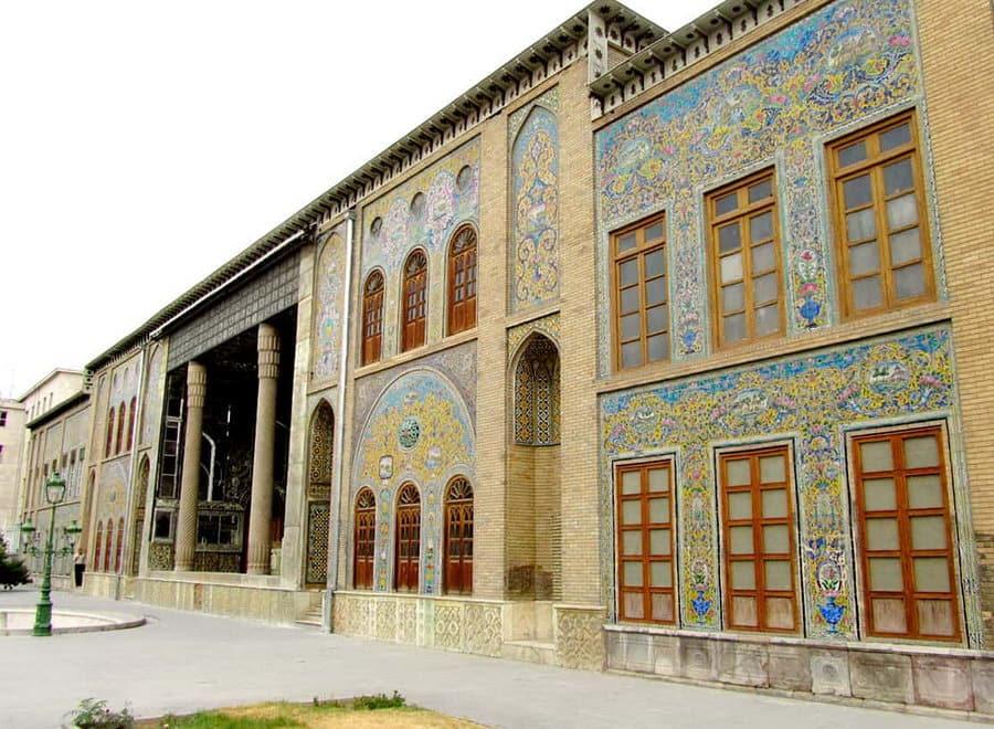 テヘラン -  Takht-E-Marmar