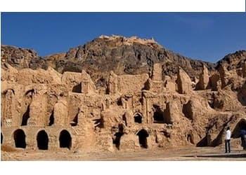 شہر ای سوختہ سیستان