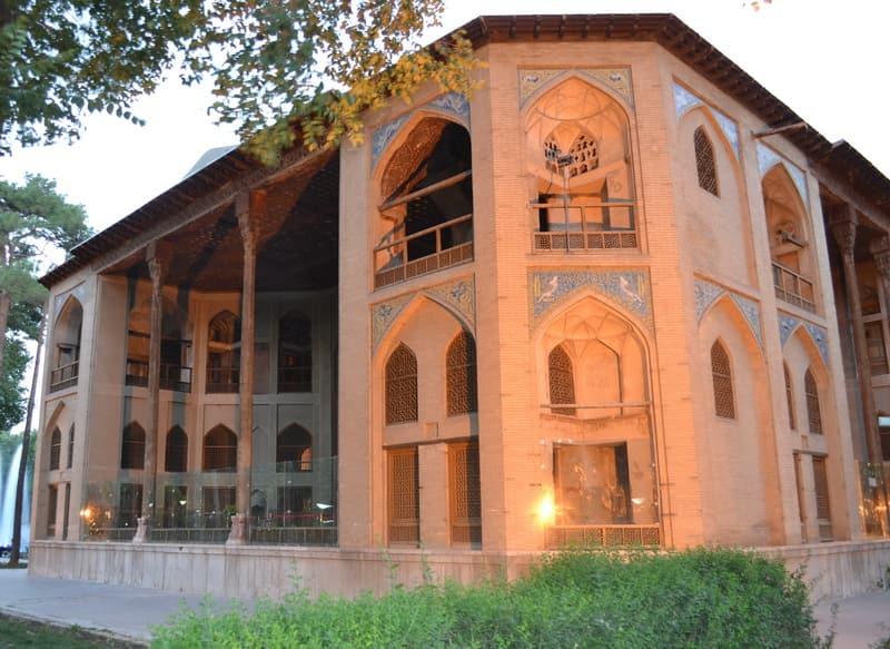 Esfahan-Hasht Behesht