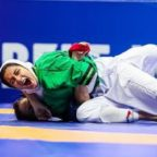 महिलाओं की ओलंपिक लड़ाई, ईरान इतिहास में प्रवेश करती है।