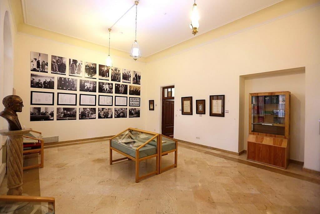 Թեհրան-Նեգարստան պարտեզ-Կամալ Ալ Մոլք թանգարան