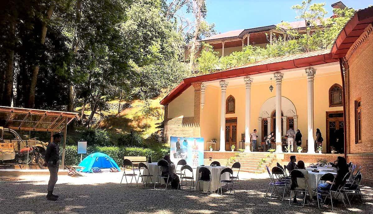 Tehran-Museo dei fratelli Omidvar
