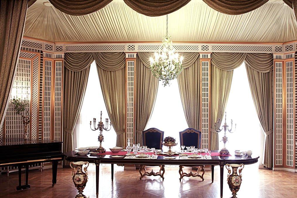 Tehran-Museo dei Piatti Reali