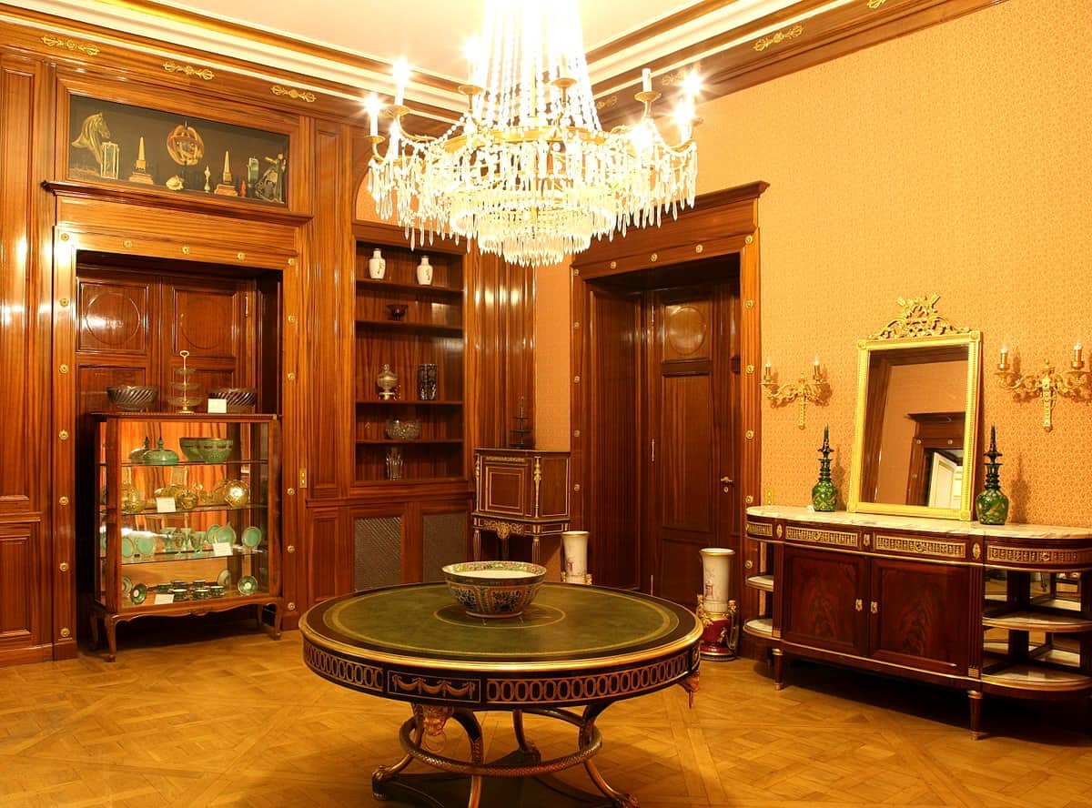Tehran - Museum of Royal Dishes