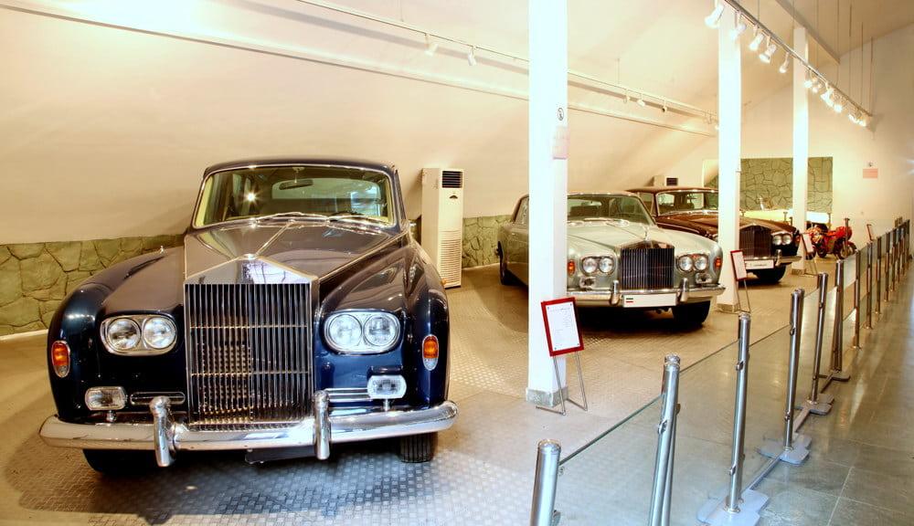 Tehran-Museo delle Auto reali