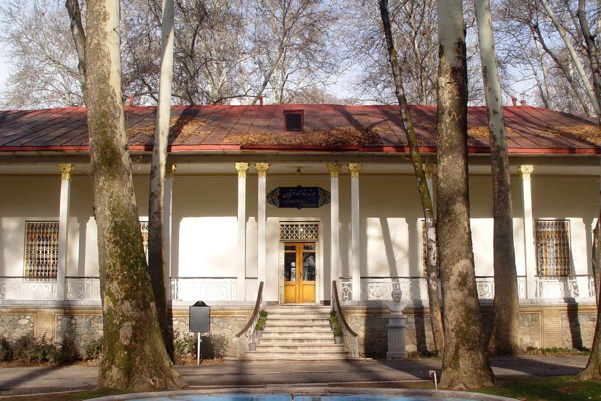 Tehran-Museo di Farshchian