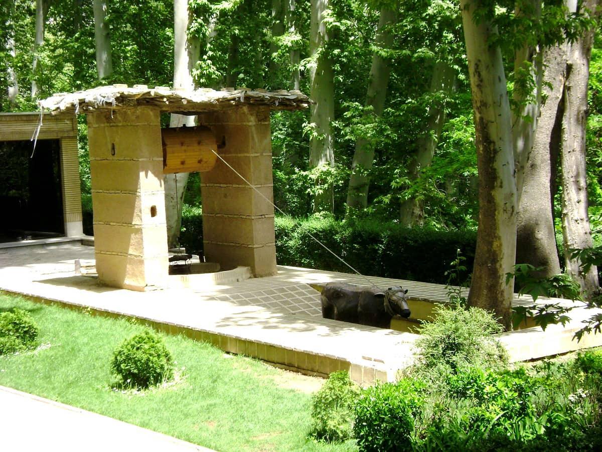 Tehran-Museo dell acqua