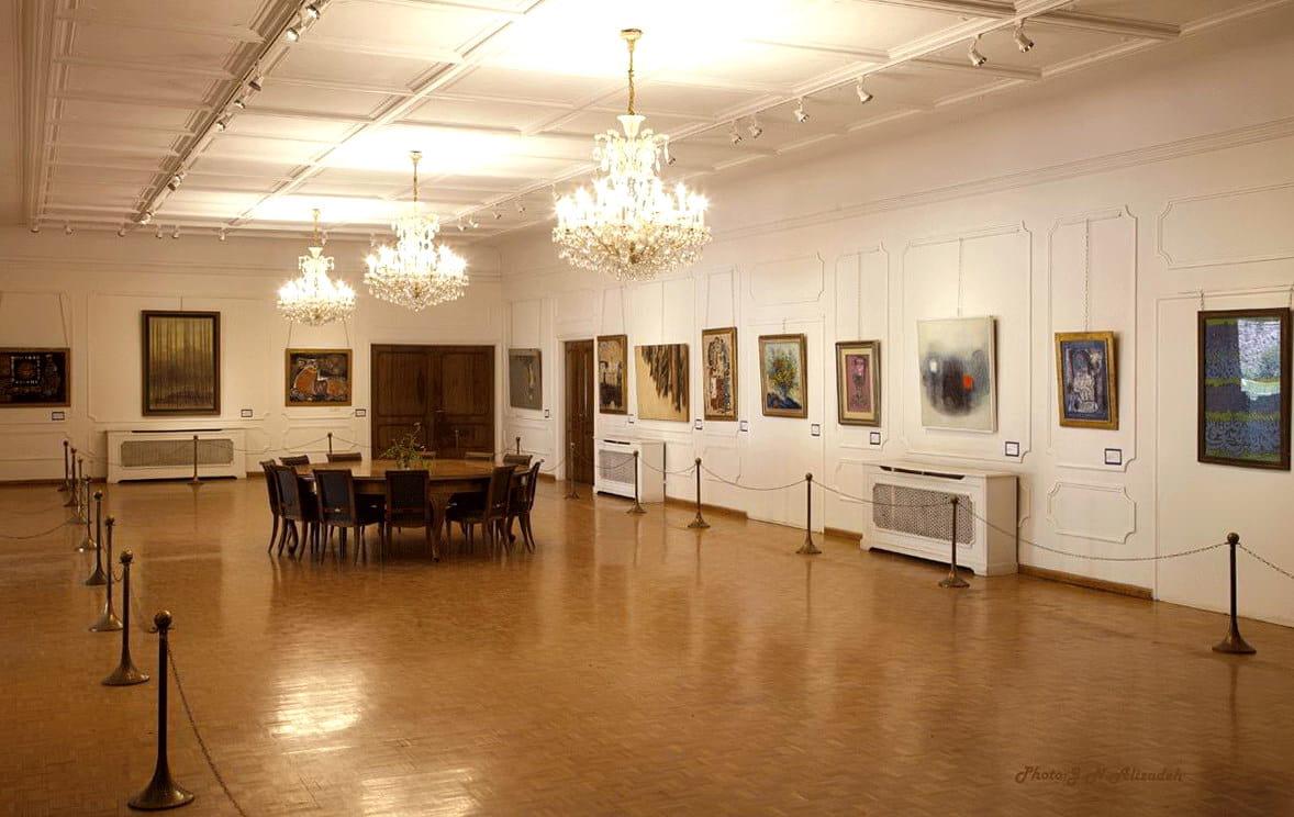 Tehran-Museo delle belle arti