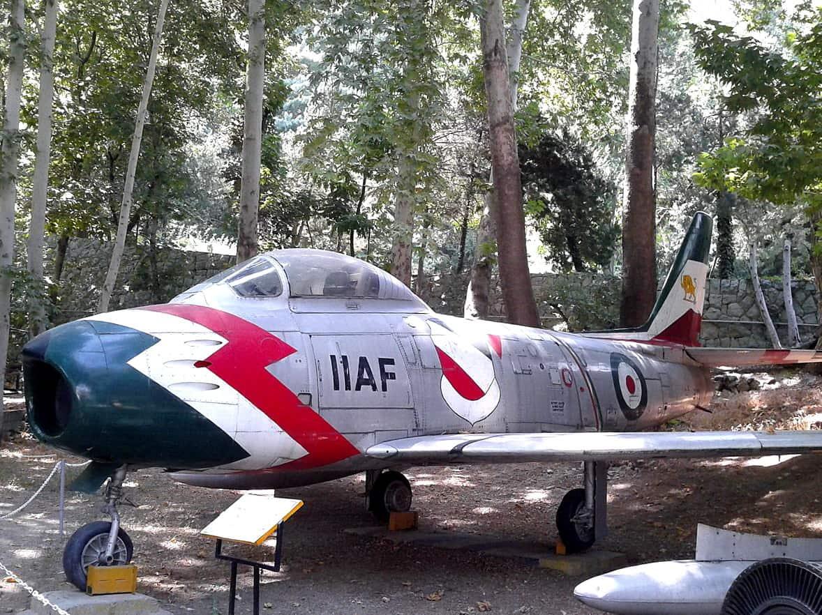 Tehran-Museo militare