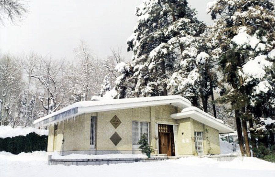 तेहरान - कलाकार minibkār के लघु का संग्रहालय