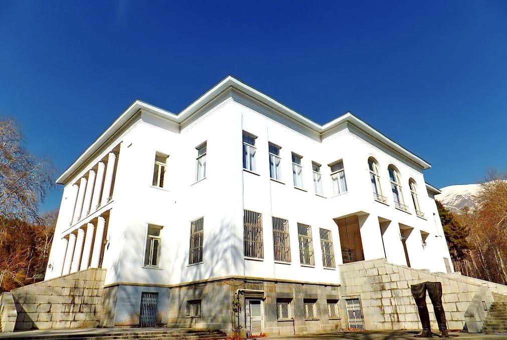 Tehran-Museo Bianco - Palazzo Mellat