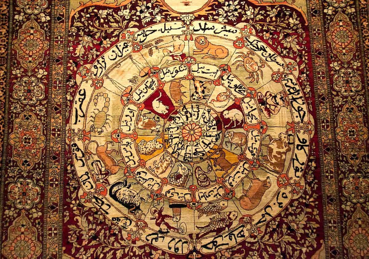 Tehran-Museo del Tappeto Persiano