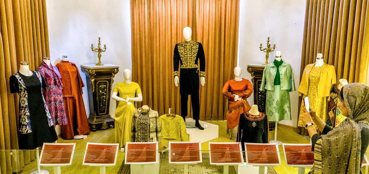 Tehran-Museo degli abiti regali