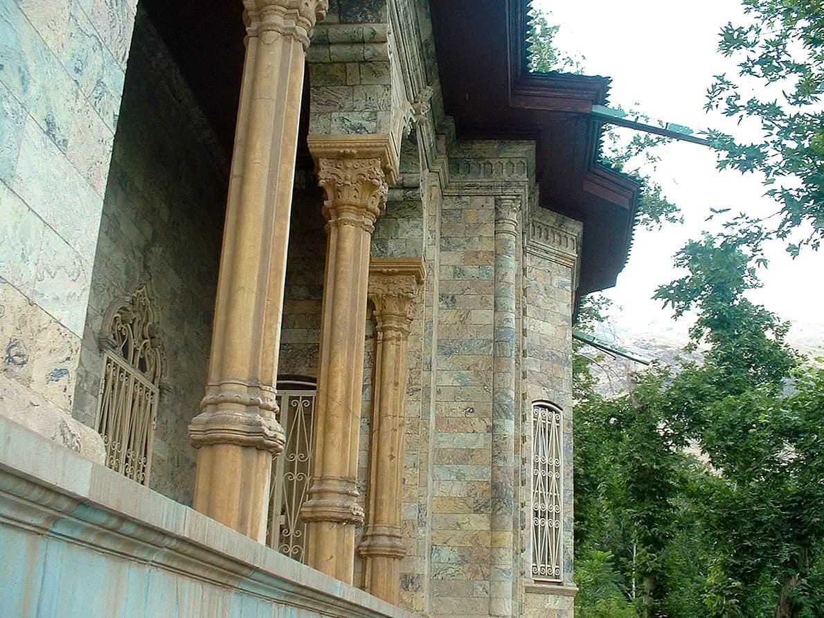 तेहरान-ग्रीन पैलेस - शाहवंद पैलेस