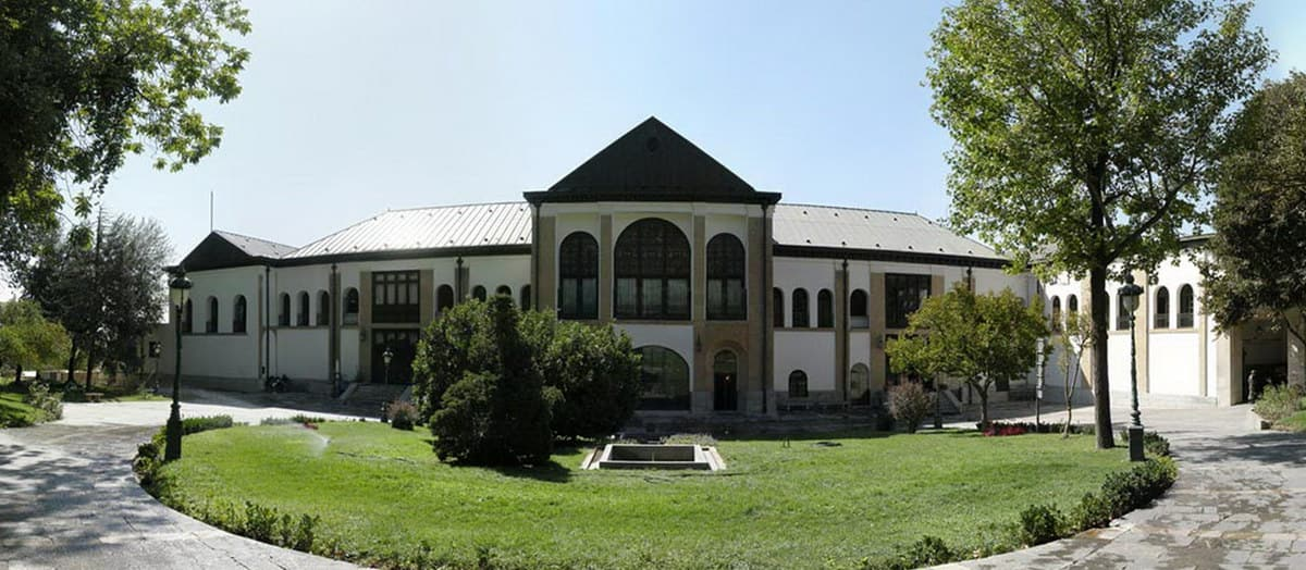 Tehran-Palazzo Saheb Qaranieh