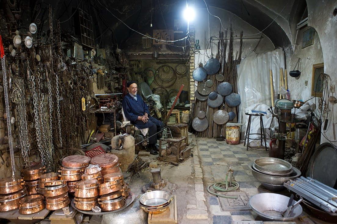 Complesso storico dei Bazar di Yazd
