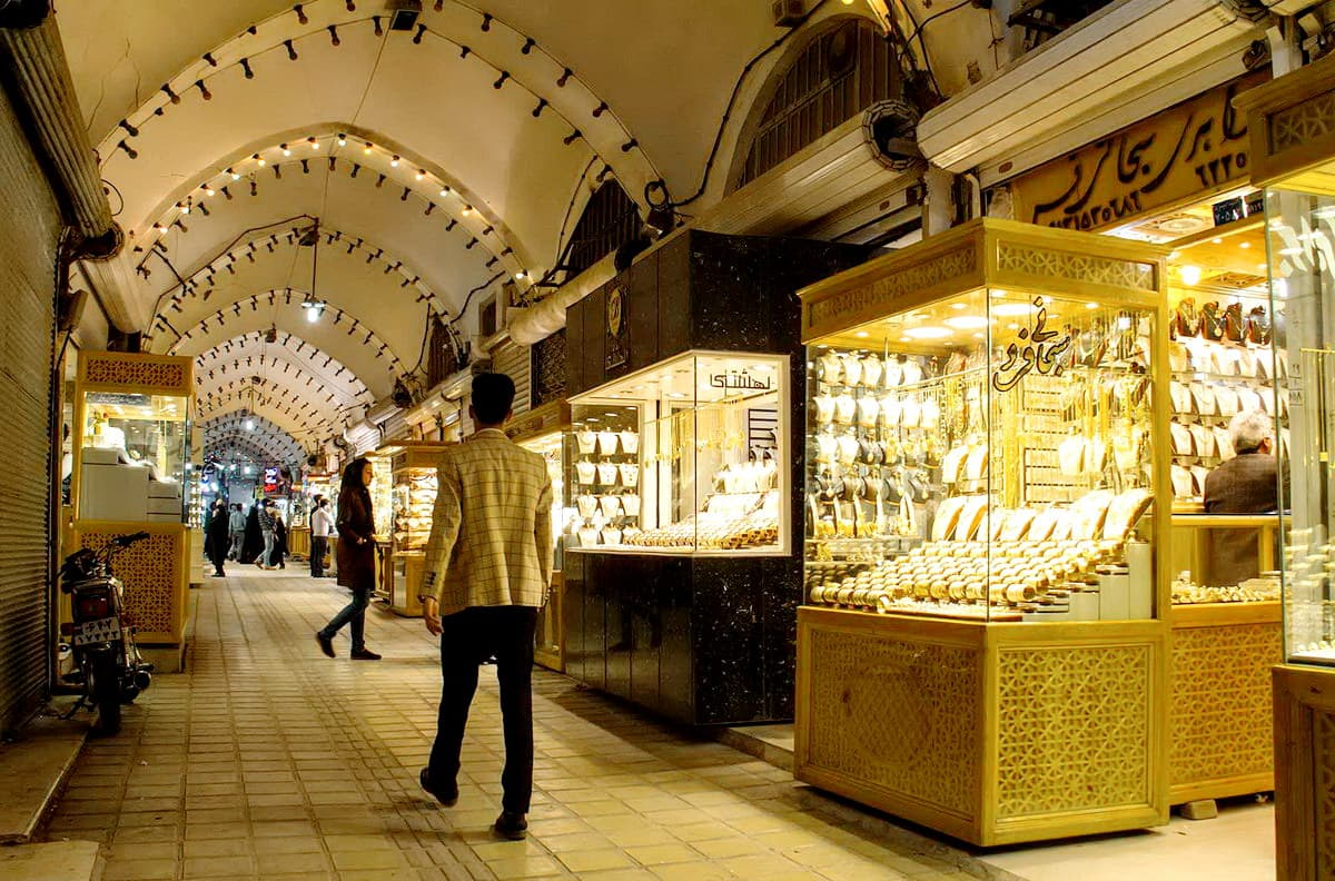 Historical complex of the Bazaars of Yazd