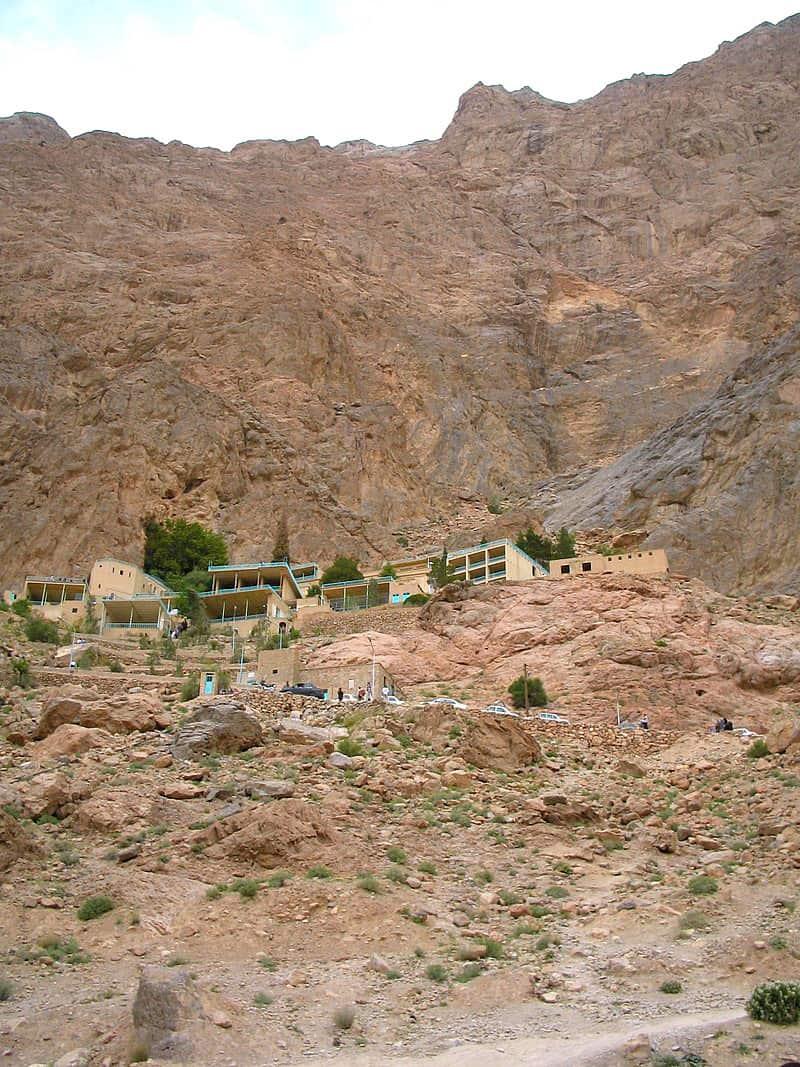 Огнен храм Yazd-Chak Chak