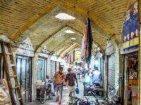 Zanjan-Il-Bazar-storico-di-Zanjan-2-min