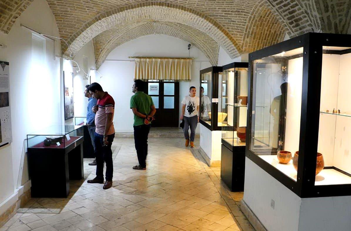 Zanjan-Complesso di edifici storici Zolfaqari