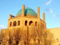 زنجان-لا-گنبد سلطانیه از-7 دقیقه