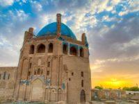 زنجان-لا-گنبد سلطانیه از-9 دقیقه