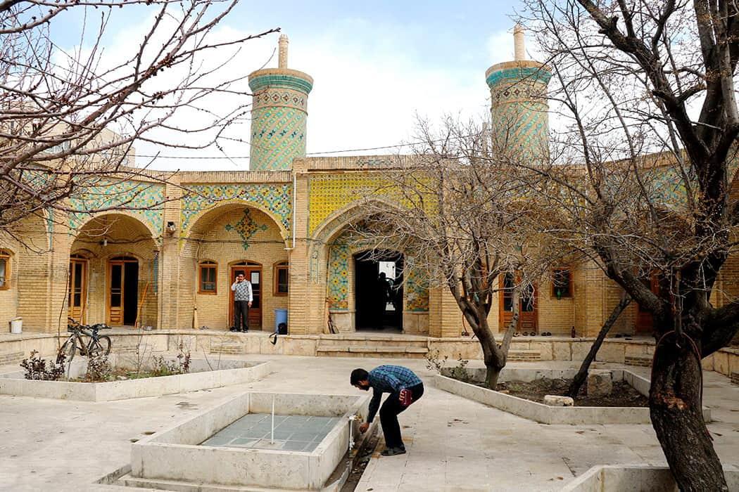 Zanjan-Moschea Khanom