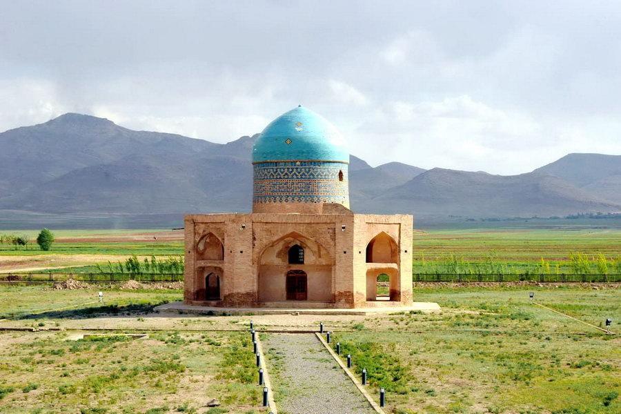 Zanjan - SS Molla Hasan in Mesopotamiam Bactriamve Kashi