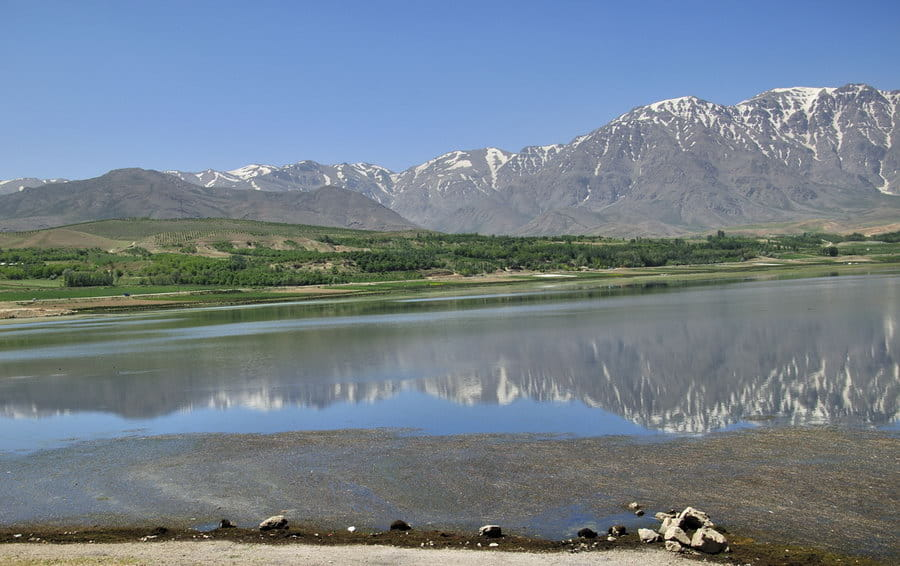 Laguna di Choghakhor