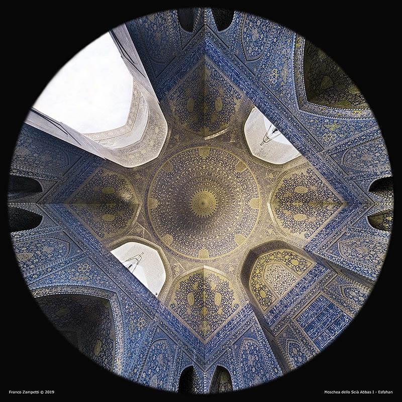 Moschea-Abbas-Cupola