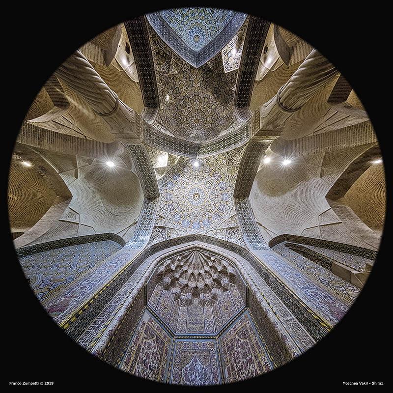 Moschea-Vakil-Shi-Mihrab